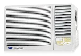 Carrier 1.5 Ton 5 Star Window AC (Copper Condensor, 18K ESTRELLA PREMIUM WAC, White)