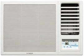 Hitachi 1.5 Ton 3 Star Window AC (Copper Condensor, RAW318KUD, White)