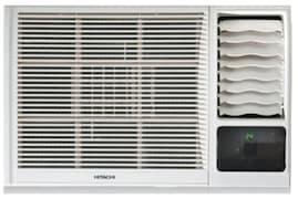 Hitachi 1.5 Ton 3 Star Window AC (Copper Condensor, RAW318KVDI, White)