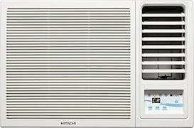 Hitachi 1.5 Ton 5 Star Window AC (Copper Condensor, RIDAA 3100F RSC318HBD, White)
