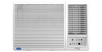 Carrier 1.5 Ton 3 Star Window AC (Copper Condenser, STARR NEO, White)