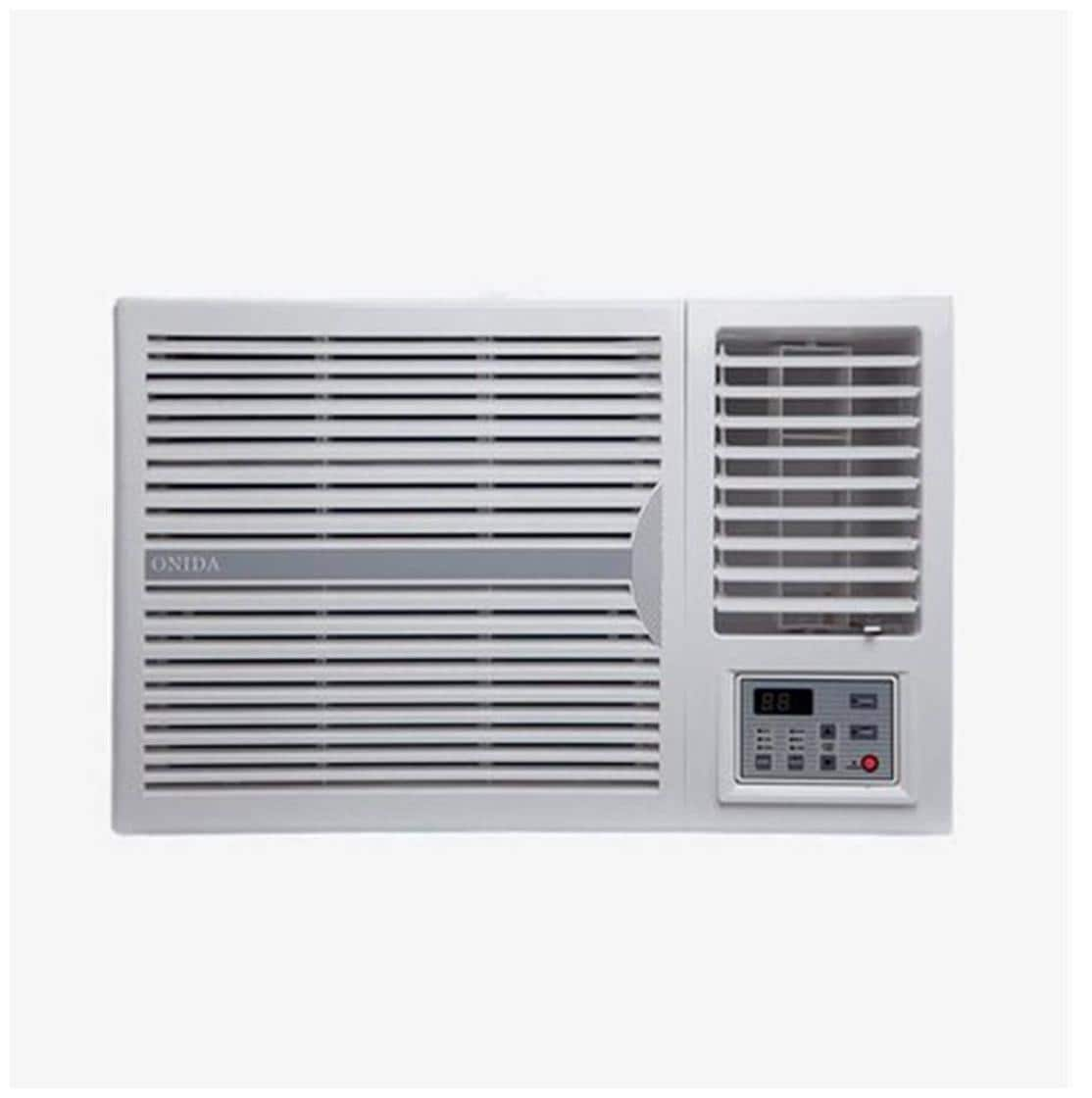 Onida 1.5 Ton 3 Star Window AC (Copper Condensor, WA183FLT, White)