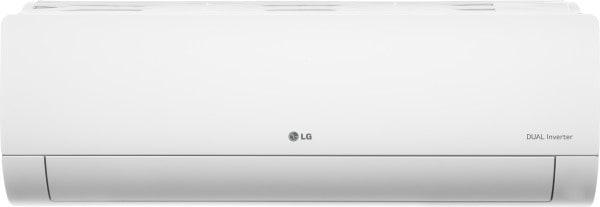 LG 1 Ton 4 Star Dual Inverter Split AC (Copper Condenser, LS-Q12YNYA, White)
