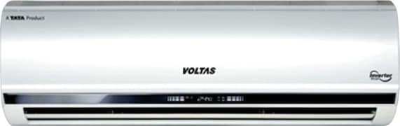Voltas 1 Ton 3 Star Inverter Split AC (Copper Condensor, 12V DY, White)