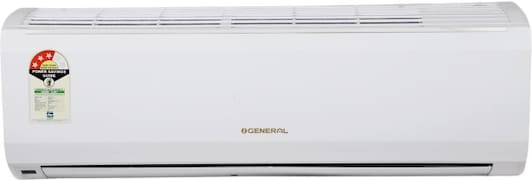 O General 1 Ton 3 Star Inverter Split AC (ASGA12BMWA, White)