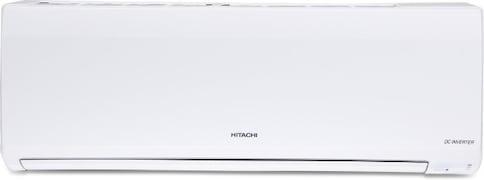 Hitachi 1 Ton 4 Star Inverter Split AC (Copper Condensor, CSE412HBEA, White)