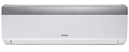 Onida 1 Ton 3 Star Inverter Split AC (Copper Condensor, IVY-IA123IVY, White)
