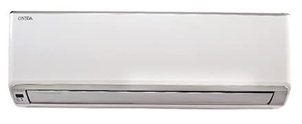 Onida 1 Ton 3 Star Inverter Split AC (Copper Condensor, SILK-IA123SLK, White)
