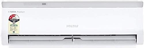 Voltas 1 Ton 3 Star Split AC (Copper Condenser, 123 EZA, White)