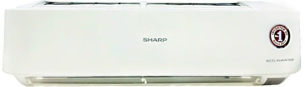 SHARP 1 Ton 3 Star Split AC (Copper Condensor, AH-X13PET-W, White)