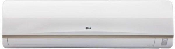 LG 1 Ton 3 Star Split AC (Copper Condensor, LSA3AU3A1, White)