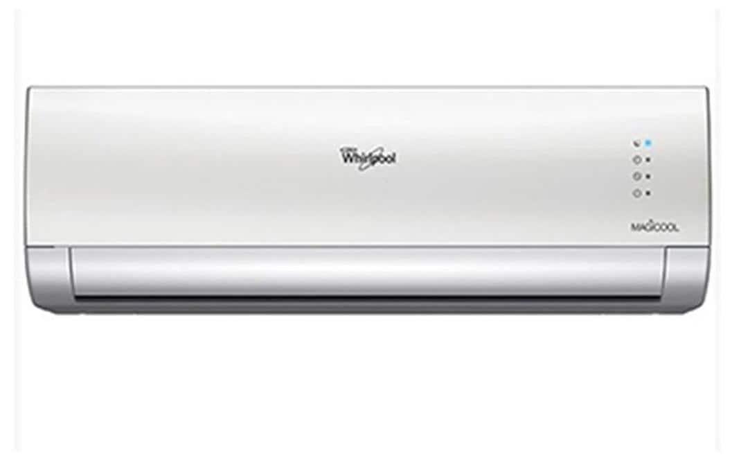 Whirlpool 1 Ton 3 Star Split AC (Copper Condensor, MAGICOOL PRM COPR, White)