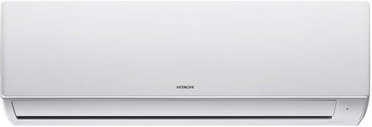 Hitachi 1 Ton 3 Star Split AC (Copper Condensor, RIDAA 3100F RSG312HBD, White)