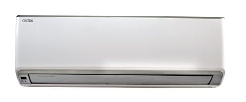 Onida 1 Ton 3 Star Split AC (Copper Condensor, SILK-SR123SLK, White)