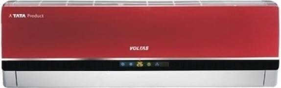 Voltas 1 Ton 3 Star Window AC (Copper Condensor, 123 PYA, White)