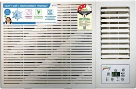 Godrej 1 Ton 3 Star Window AC (Copper Condensor, GWC 12DTC3-WSA 3S, White)