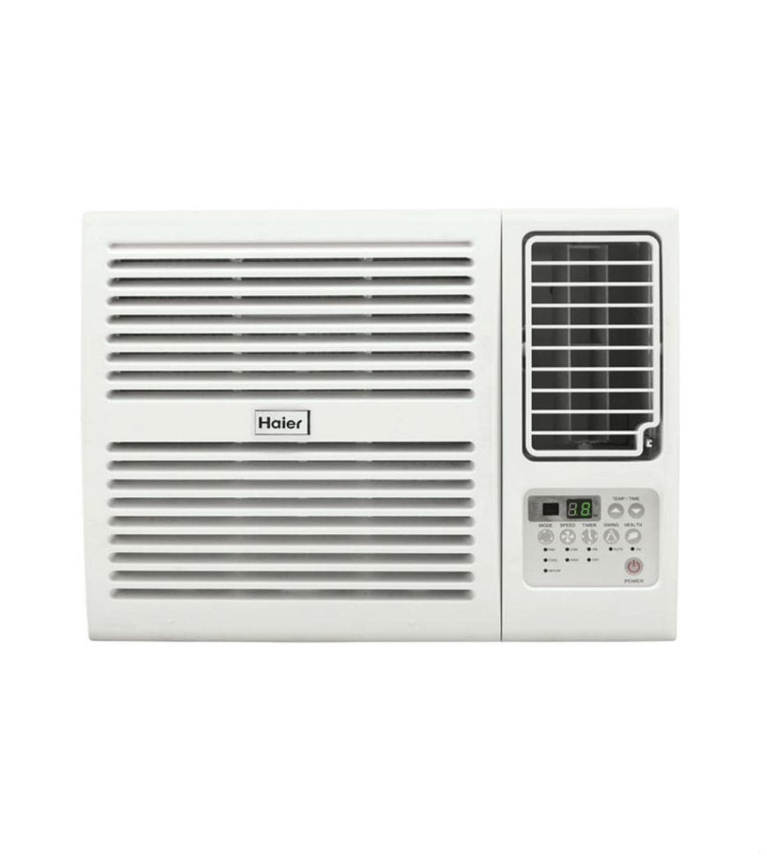 Haier 1 Ton 1 Star Window AC (HW-12CH1N, White)