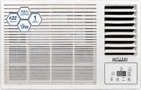 Mitashi 1 Ton 3 Star Window AC (Copper Condensor, MIWAC103V35, White)