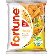 Fortune 100% Chana Dal Besan (1KG)
