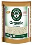 Mother Organic 100% Organic Bajra Flour (500GM, Pack of 2)