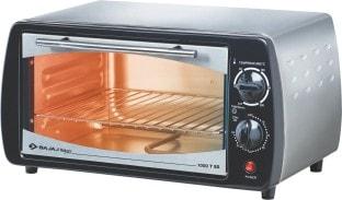 Bajaj 1000 TSS 10 L Oven Toaster Grill (Silver)