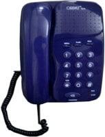 Orpat 1010 Corded Landline Phone (Blue)