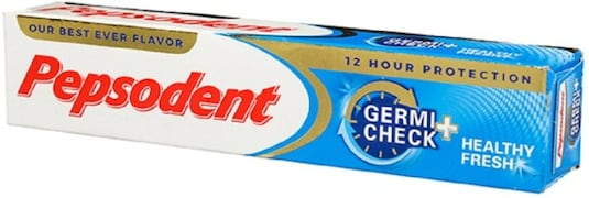 Pepsodent 12 Hour Protection Germi Check+ Heatlhy Fresh Toothpaste (300GM)