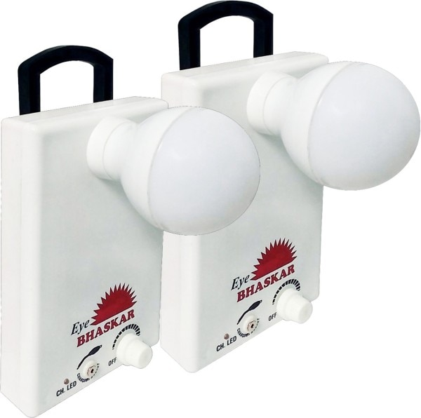 Eye Bhaskar 12 LED Emergency Light (White)