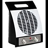 Oreva 1209 Carbon Room Heater (Black)