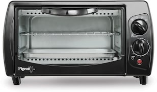Pigeon 12381 9 L Oven Toaster Grill (Black)
