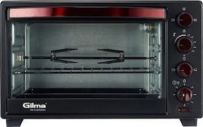 Gilma Argus 14295 30 L Oven Toaster Grill (Black)