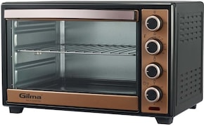 Gilma Argus 14296 40 L Oven Toaster Grill (Brown)