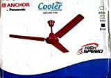 Anchor 1444345 Ceiling Fan (Brown)