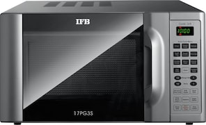IFB 17PG3S 17 L Grill Microwave Oven (Metallic Silver)