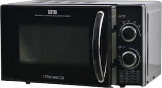 IFB 17PM-MEC2B 17 L Solo Microwave Oven (Black)