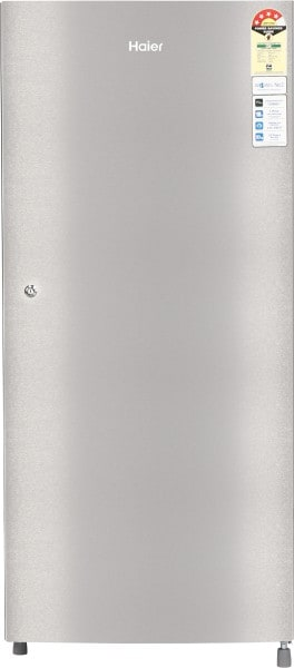 Haier 195 L Direct Cool Single Door 4 Star Refrigerator (HRD-1954CTS-E)