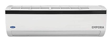 Carrier 2 Ton 3 Star Split AC (Copper Condenser, 24K Emperia X, White)