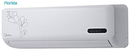 Midea 2 Ton 3 Star Split AC (24K FLORISTA, White)