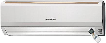 O General 2 Ton 1 Star Split AC (Copper Condensor, ASGA24FETA, White)