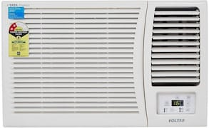 Voltas 2 Ton 2 Star Window AC (Copper Condensor, 242 DZC, White)