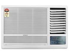 Hitachi 2 Ton 1 Star Window AC (KAZE PLUS RAW122KUD, White)