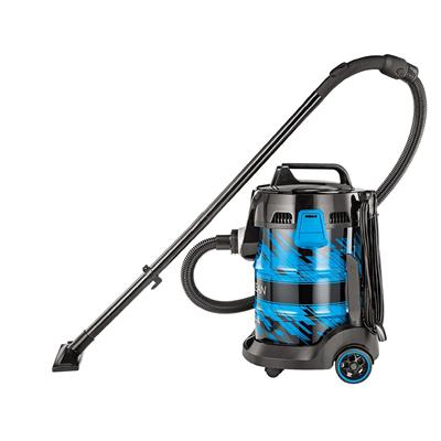Bissell 2027E Dry Vacuum Cleaner (Black & Blue)