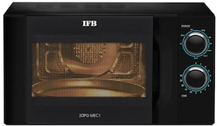 IFB 20PG MEC1 20 L Convection & Grill Microwave Oven (Black)