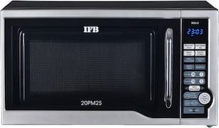 IFB 20PM2S 20 L Solo Microwave Oven (Metallic Silver)