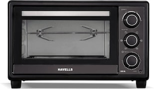 Havells 20R BL 20 L Oven Toaster Grill (Black)