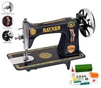 Naveen 2151245 Manual Sewing Machine (Metallic Grey)