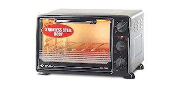 Bajaj 2200 TMSS 22 L Oven Toaster Grill (Silver)