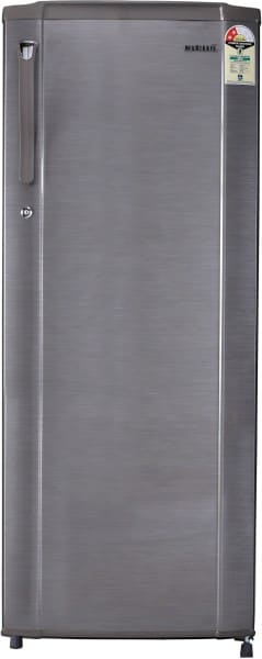Croma 225 L Direct Cool Single Door 2 Star Refrigerator (CRAR0214)