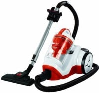 Bissell 23A7E Dry Vacuum Cleaner (Red & White)