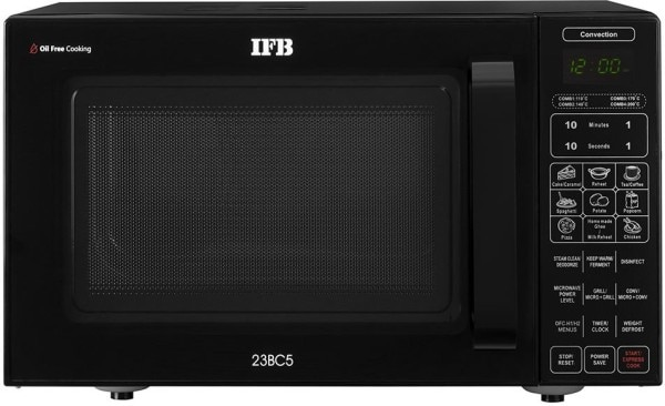 IFB 23BC5 23 L Convection Microwave Oven (Black)